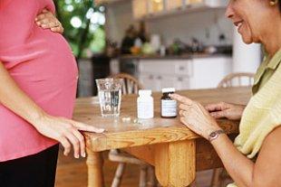 Schwangere Tabletten Beratung