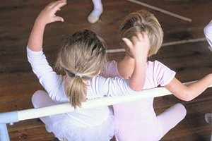 Kinder Ballett