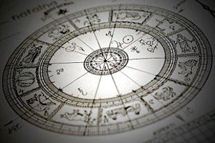 Horoskop Scheibe