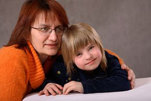 Mutter Tochter Down Syndrom