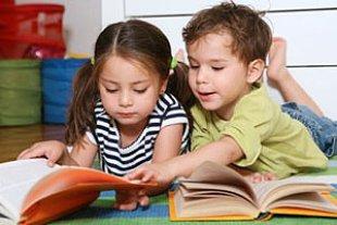 zwei Kinder Buch iStock kate sept2004