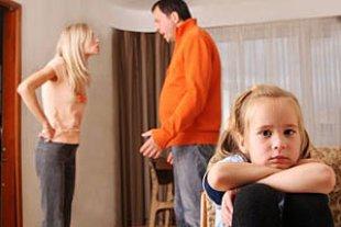Eltern Streit Kind iStock TatyanaGl
