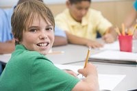Junge Schule panther MonkeybusinessImages