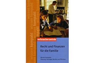 Recht Finanzen Familie vzbv