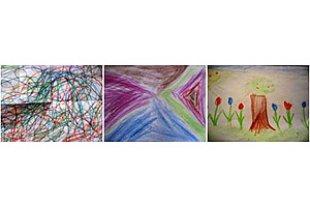 Kinderbilder Schemaphase Farben