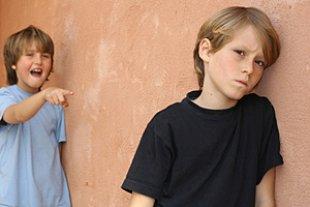 Mobbing Kinder Auslachen