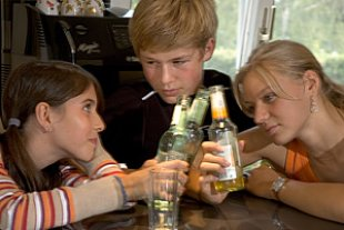 Alkoholkonsum Schueler