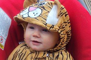Babytagebuch Antonia 4