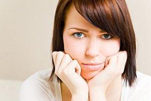 Frau Kinderwunsch Stress