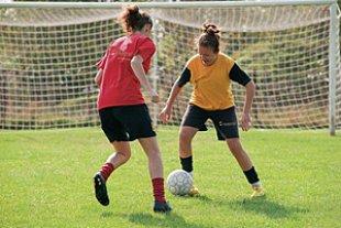 Frauenfussball Gesundheit