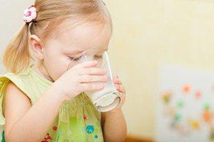 Kleinkinder Milchgetraenke