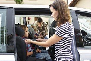 Auto Kindersitz Test