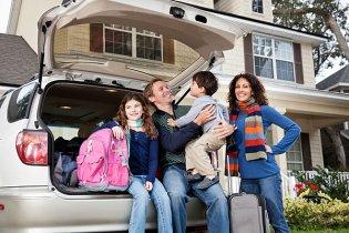 Familie Urlaub Haustausch