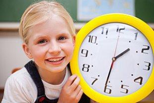 ADHS Kinder Zeitwahrnehmung