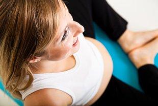 Sport Schwangerschaft Risiko