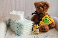 Wickelplatz Teddy