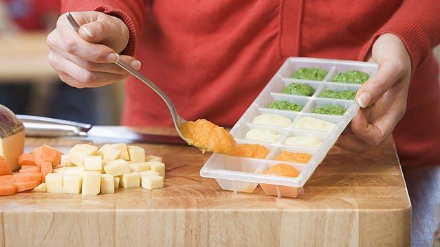 Beikost selbst kochen vorbereiten