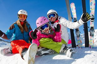 Kinder Skiferien