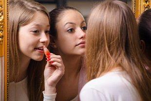 Teenager schminken