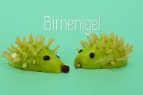 Augenschmaus Birnenigel
