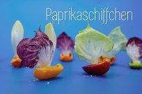 Augenschmaus Paprika-Schiffchen