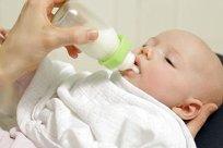 Baby 1x1 Flasche