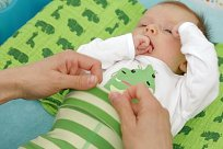 Baby 1x1 Anziehen