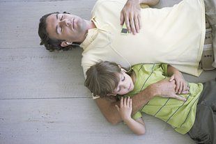 Eltern Faul