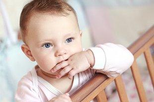 Baby Zahnen BEschwerden