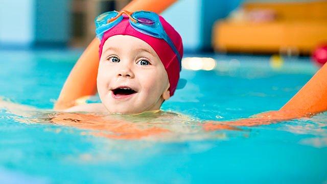 Schwimmen lernen slider