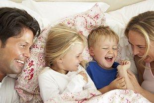 weniger Stress im Familienalltag