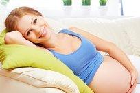 Geburt Körper vorbereiten