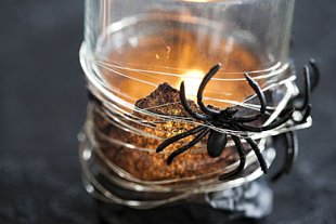 Halloween Party einfache Ideen
