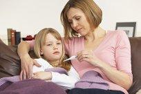Kinder Krankheiten Ansteckung Eltern