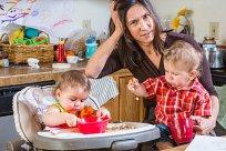 Mutter Krise anstrengend Alltag Artikel