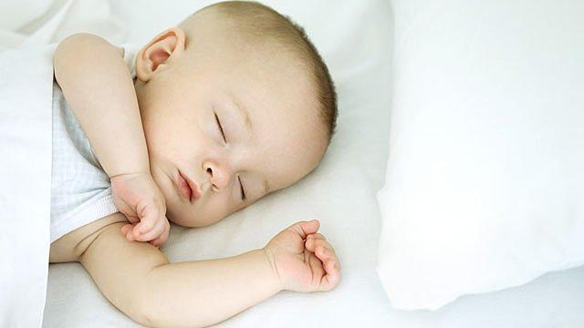 Baby schlafen süß Slider