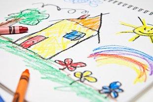 Kinderzeichnung-Teaser