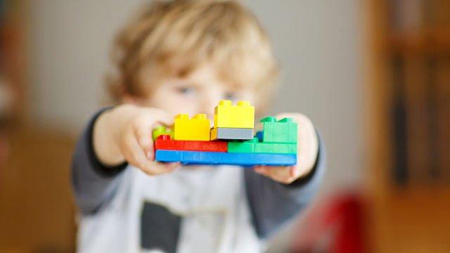 Lego Slider