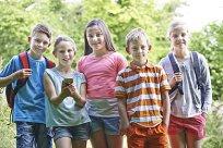 Kinder GPS Tracking