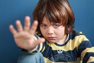 Kind Entführung Abwehr