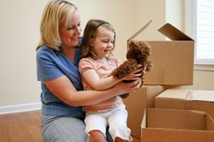 umzug mit kindern. Black Bedroom Furniture Sets. Home Design Ideas