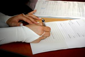 Hochzeit Standesamt Papiere