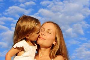 Mutter Tochter Himmel