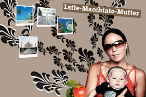 Fanta Studie Latte Macchiato Mutter