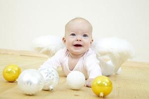 Baby-erstes-Weihnachten