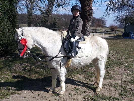 Ponystute Mary-Ann