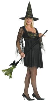 Hexen-Kostüm