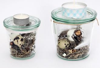 basteln und dekorieren zu ostern. Black Bedroom Furniture Sets. Home Design Ideas