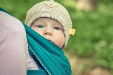 Fragen Baby Tragen