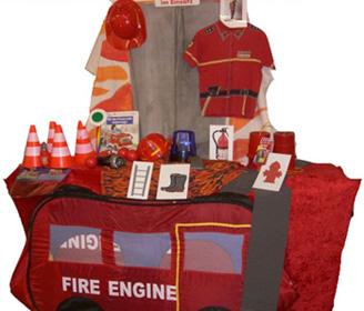 Feuerwehr-Verleihkiste